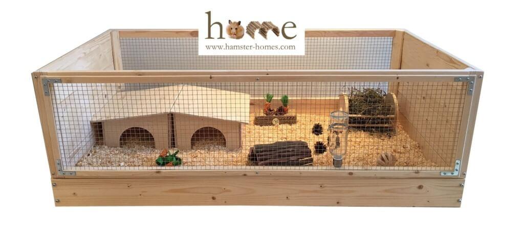 120cm C&C Style Guinea Pig Cage